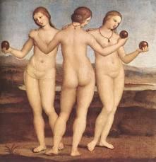 Tre Donne Raffaello